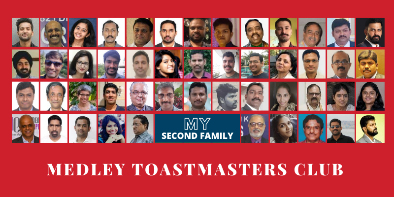 Medley Toastmasters Club